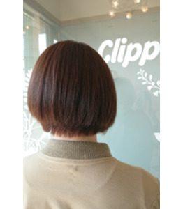 岐阜の美容室Clipper RIOの女性モデル