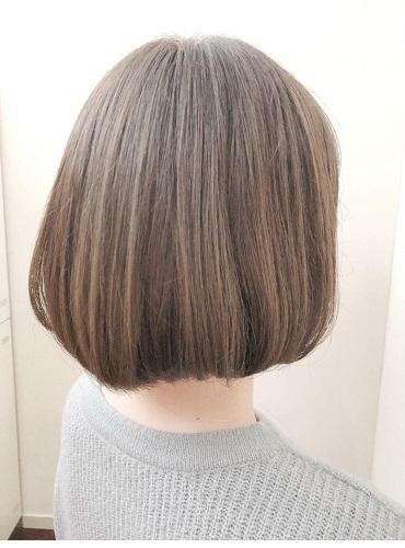 岐阜の美容室クリッパーループのヘアスタイル