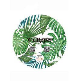 岐阜の美容室Clipperのうちわ